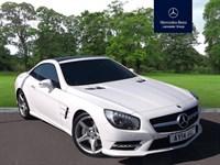 Used Mercedes SL350 SL CLASS AMG Sport