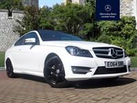 Used Mercedes C220 C CLASS CDI AMG SPORT EDITION PREMIUM PLUS