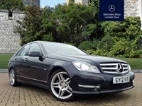 Used Mercedes C220 C CLASS Sport CDI BLUEEFFICIENCY