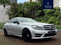 Used Mercedes C250 C CLASS CDI AMG SPORT EDITION PREMIUM W204 (FL)