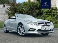 Used Mercedes E220 E CLASS CDI BLUEEFFICIENCY SPORT