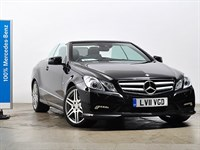Used Mercedes E350 E-Class Sport CDI BlueEFFICIENCY 7G-Tronic