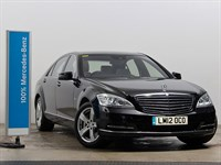 Used Mercedes S500 S-Class L