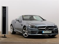 Used Mercedes SLK250 SLK CLASS CDI BLUEEFFICIENCY AMG SPORT