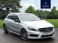 Used Mercedes A220 A-Class AMG Sport CDI BLUEEFFICIENCY