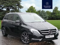 Used Mercedes B180 CDI B CLASS Sport BLUEEFFICIENCY