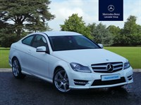Used Mercedes C180 C-Class AMG Sport BLUEEFFICIENCY