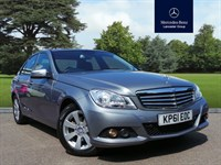 Used Mercedes C180 C-Class SE 7G-Tronic BlueEFFICIENCY