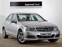 Used Mercedes C220 C-Class Executive SE CDI BLUEEFFICIENCY