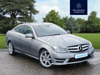 Used Mercedes C250 C-Class Coup?? AMG Sport Edition CDi 7G-Tronic BlueEFFICIENCY
