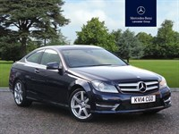 Used Mercedes C250 C-Class AMG Sport CDi 7G-Tronic BlueEFFICIENCY