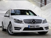 Used Mercedes C250 C-Class AMG Sport 7G-Tronic BlueEFFICIENCY
