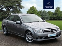 Used Mercedes C250 C-Class Sport CDI BLUEEFFICIENCY