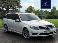 Used Mercedes C350 C-Class Sport Edition 125 CDI BLUEEFFICIENCYED125