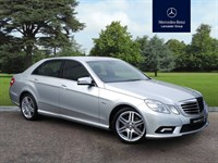 Used Mercedes E200 E CLASS CDI BLUEEFFICIENCY SPORT W212
