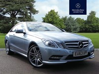 Used Mercedes E220 E-Class Sport CDI BlueEFFICIENCY 7G-Tronic