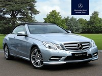Used Mercedes E250 E CLASS CDI BLUEEFFICIENCY SPORT