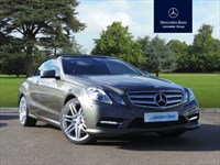 Used Mercedes E350 E-Class Sport Edition 125 CDI BlueEFFICIENCY 7G-Tronic