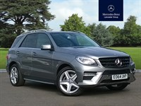Used Mercedes ML250 M-Class AMG Line BLUETEC PREMIUM