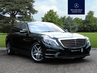 Used Mercedes S500 S CLASS HYBRID L AMG LINE