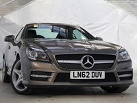 Used Mercedes SLK250 SLK-Class CDI BLUEEFFICIENCY AMG SPORT