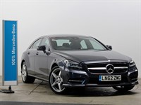 Used Mercedes CLS-Class Sport CDI BlueEfficiency 7G-Tronic
