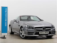 Used Mercedes SLK-Class CDi 7G-Tronic BlueEFFICIENCY