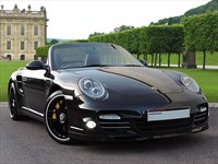 Used Porsche 911 Turbo S (PDK) , amazing car with 2 year Porsche Approved Warranty
