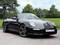 Used Porsche 911 . A Stunning 997 Carrera Cabriolet Black Edition Equipped with PDK Gearbo