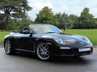 Used Porsche 911 . A Stunning 997 Carrera S Cabriolet in Basalt Black Metallic. 2 Year Por