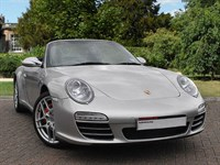 Used Porsche 911 Carrera 4S (PDK) including 2 year Porsche Warranty
