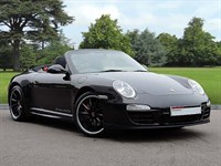 Used Porsche 911 . A Fantastically Rare and Beutiful Car, this Carrera 4 GTS Cabriolet is Co