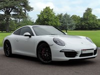Used Porsche 911 An Imaculate 911 Carrera S (991) PDK in White. This Stunning Example is Cov