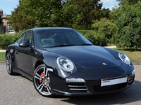 Used Porsche 911 Carrera 4S including 2 years Porsche Warranty