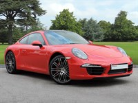 Used Porsche 911 . A Stunning Guards Red 991 Carrera S Coupe, This Beautiful Car is Covered