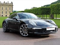 Used Porsche 911 Beautiful 911 Carrera in Black (991). Stunning example, ex demonstrator, 2