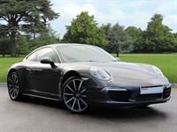 Used Porsche 911 . A Beautiful 991 Carrera 4 In Agate Grey Metallic. 2 Year Porsche Warran