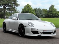 Used Porsche 911 . A Superb Example of 911 Carrera GTS in White Paint. This Limited produc