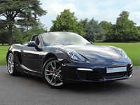 Used Porsche Boxster . A Beautiful Dark Blue Boxster S PDK. 2 Year Porsche Warranty Covers thi