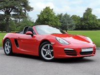 Used Porsche Boxster . A Fantastic Boxster in Classic Guards Red with Superb 6-Speed Manual Ge