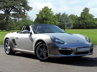 Used Porsche Boxster . A Stunning Platinum Silver Boxster S. 2 Year Porsche Warranty Covers th