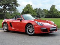 Used Porsche Boxster . A Stunning Boxster PDK in Classic Porche Colour, Gaurds Red. This Beaut