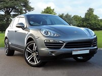 Used Porsche Cayenne . A Beautiful Cayenne in Meteor Grey, this Stunning Car is Covered b