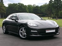 Used Porsche Panamera . A Fantastic Carbon Grey Panamera This Car is Covered by 2 Year