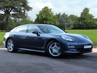 Used Porsche Panamera . A Stunning Panamera 4S in Yachting Blue Metallic Paint. 2 Year Porsche