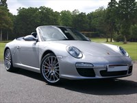 Used Porsche 911 Carrera S 7-speed double clutch transmission (PDK)