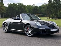 Used Porsche 911 Carrera 4S 7-speed double clutch transmission(PDK)
