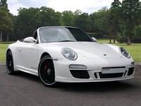 Used Porsche 911 GTS (PDK)
