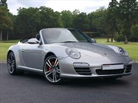 Used Porsche 911 Carrera 4S 7-speed double clutch transmission (Porsche Doppelkupplung - PDK