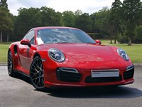 Used Porsche 911 Turbo S (PDK)